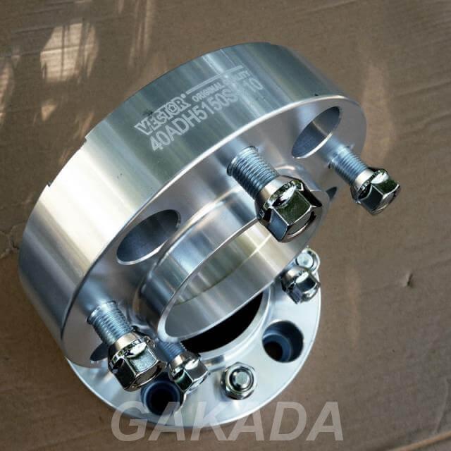 Проставки колесные для Nissan 50mm, Вся Россия