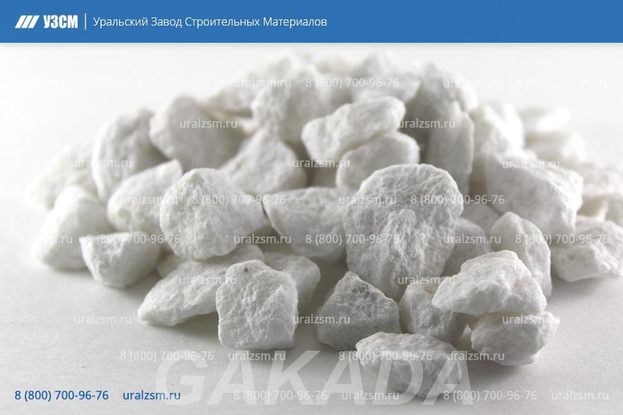 Щебень мраморный от УЗСМ, Раменское