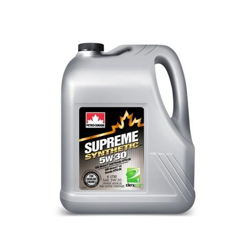 Petro-Canada supreme synthetic 5W30,  Йошкар-ола