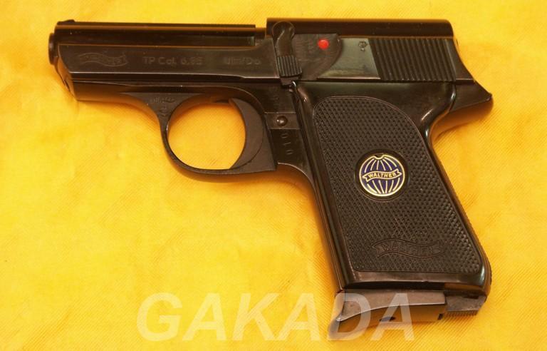 Макет Массо-Габаритный пистолета Walther TP,  Санкт-Петербург
