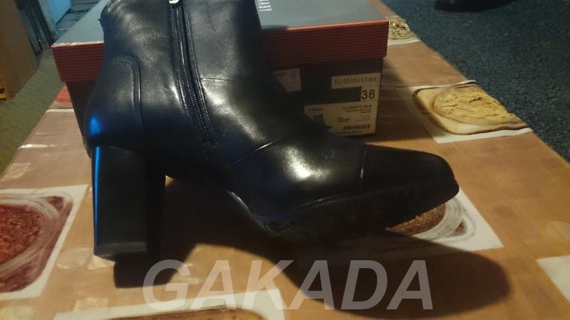 Новые женские зимние ботинки CARNABY,  Челябинск