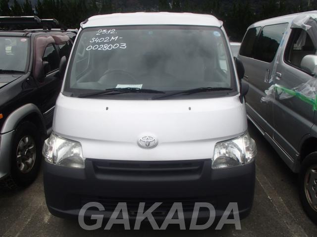 Toyota Liteace Van грузопассажирский фургон, Вся Россия