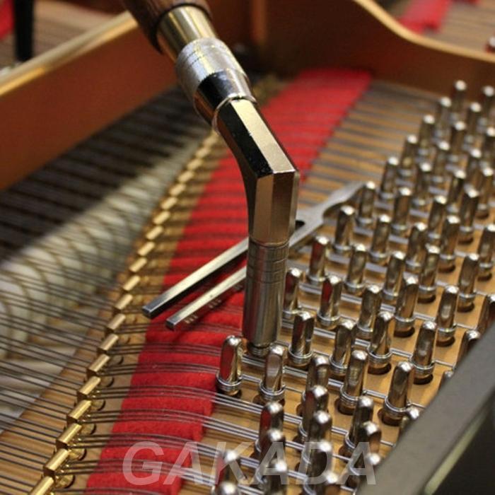 Настройка фортепиано, Майкоп