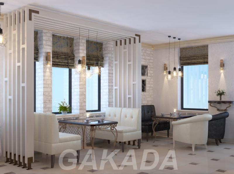 дизайн и ремонт квартир и общественных помещений,  Москва