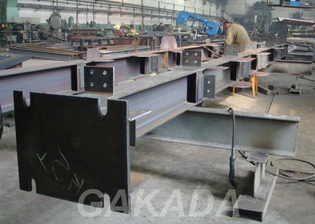 Изготовление производство любых металлоконструкций,  Нижний Новгород