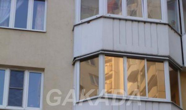 Тонировка бронирование окон лоджий балконов и витражей,  Екатеринбург