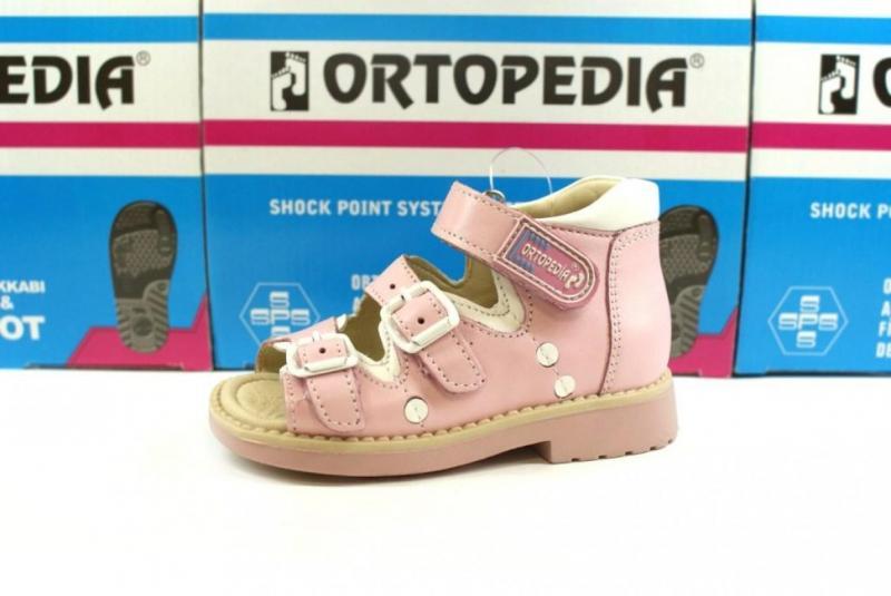 Детская ортопедическая обувь Ortopedia,  Москва