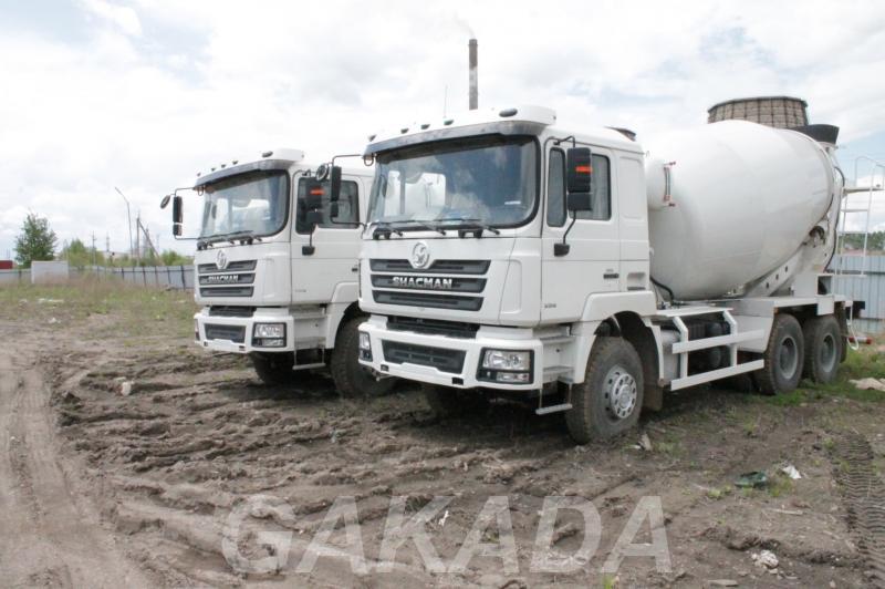 Автобетоносмеситель SHACMAN F3000 6х4 Euro V, Вся Россия