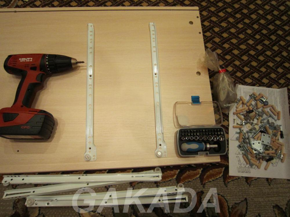 Сборка мебели, Вся Россия
