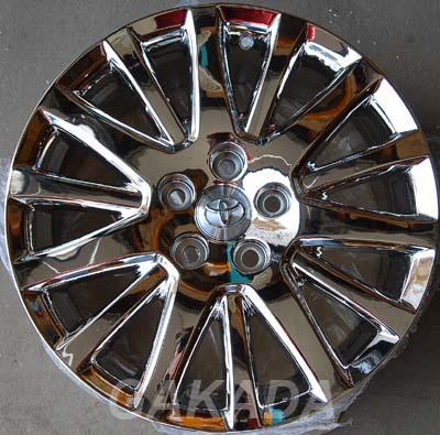 Хромированные диски для Тойота новые, Вся Россия