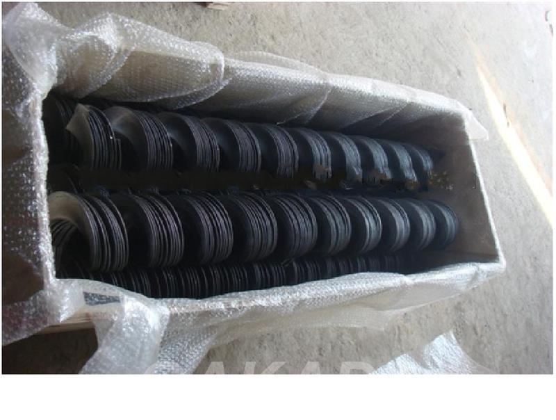 Спираль Шнека 200 48 мм 250 60 мм. Длина 3000 мм, Вся Россия