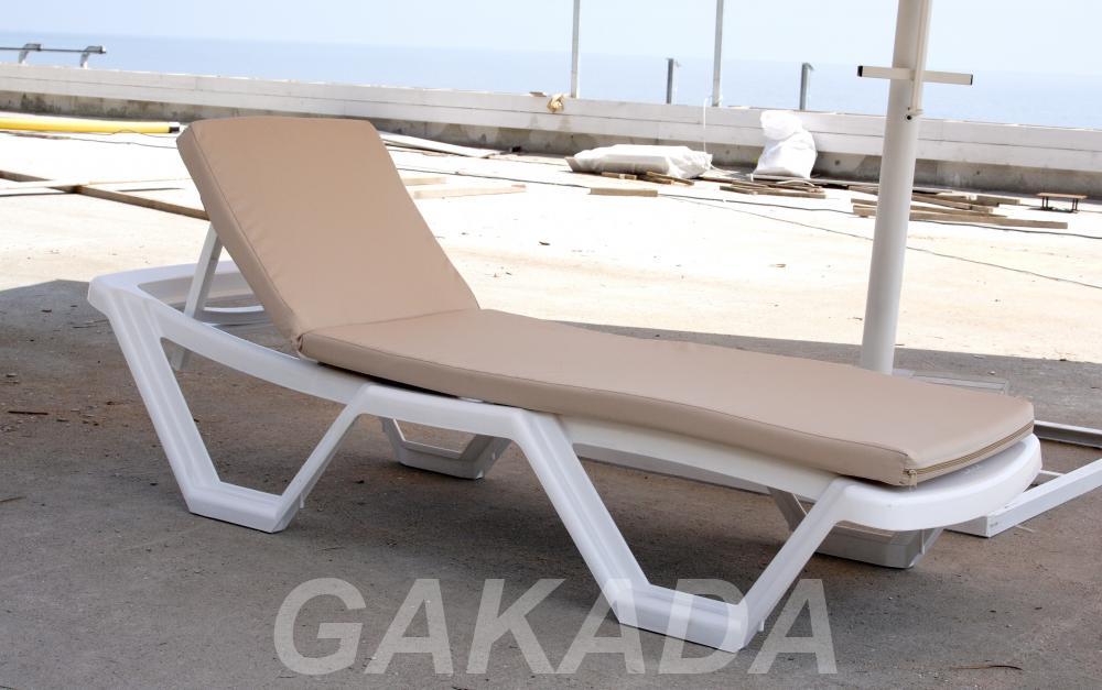 Матрас для пляжного шезлонга лежака,  Краснодар