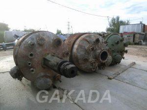Продается Реактор эмалированный СЭРН-2,5,  Москва