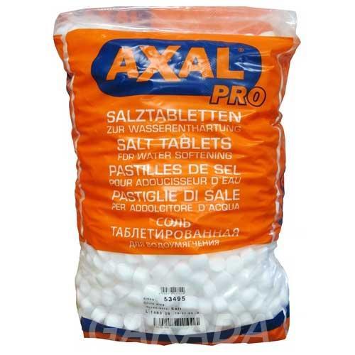 Соль таблетированная Axal Pro, Вся Россия