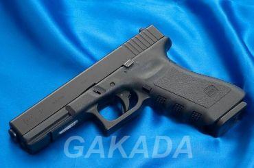 Макет Массо-Габаритный пистолета Glock-17G3, Вся Россия