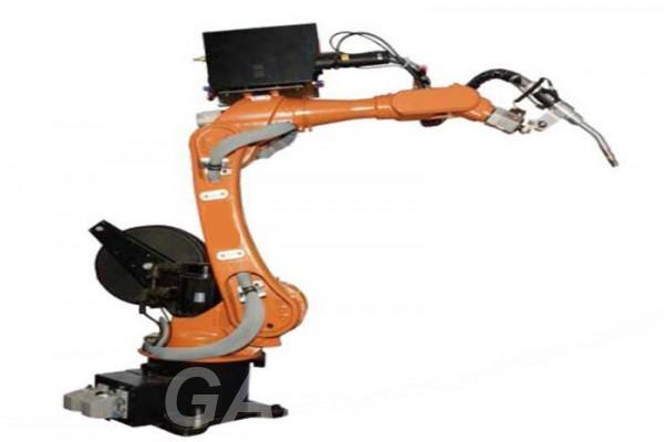Сварочный робот сертифицирован по ISO, Череповец