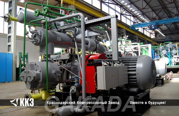 Поставка запчастей компрессоров и компрессорных станций, Вся Россия