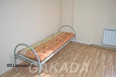 Кровати металлические одноярусные и двухъярусные, Суворов