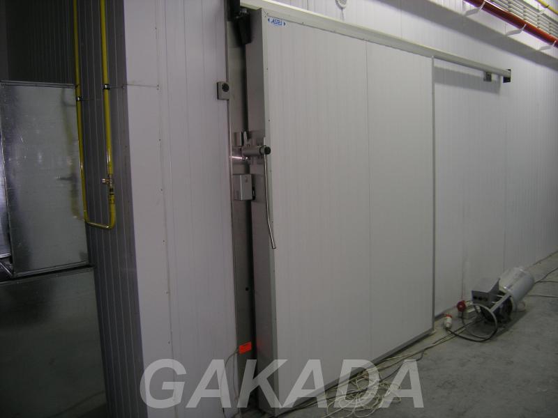 Двери камер холодильных любых размеров,  Ростов-на-Дону