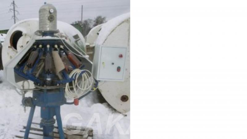 Продается Полуавтомат розлива в ПЭТ бутылки газ воды XRB-1,  Москва