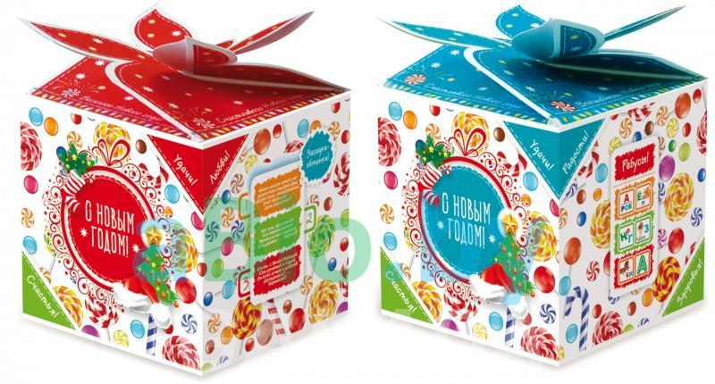 Упаковщик новогодних подарков,  Астрахань