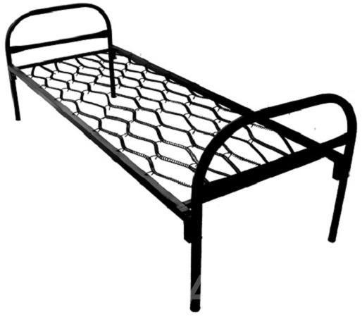 Кровать из металла КМП 1,  Владимир