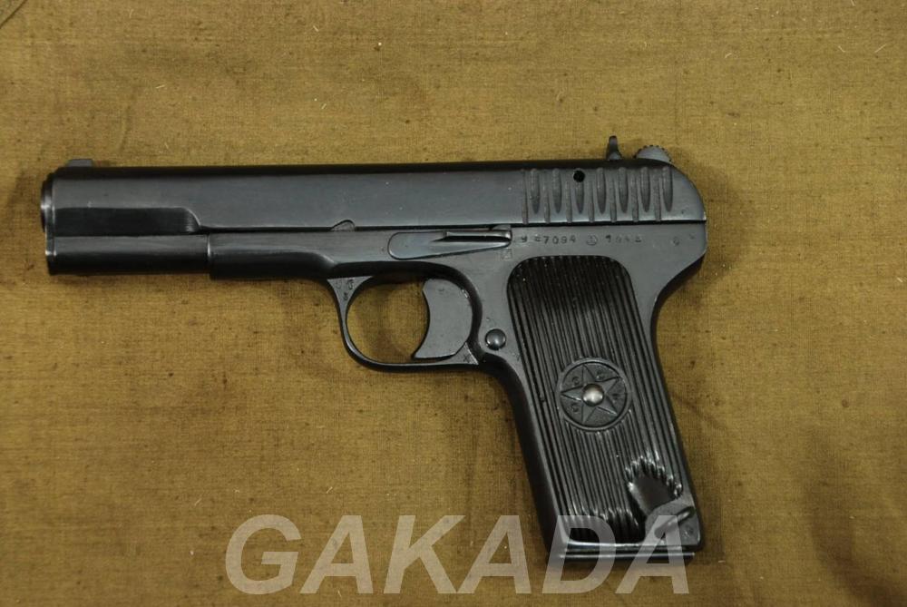 Макет пистолета ТТ-уч ТОЗ, Вся Россия
