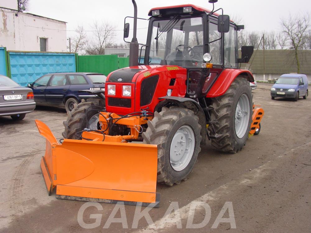 Отвал бабочка для трактора МТЗ-80 82 Беларус, Вся Россия