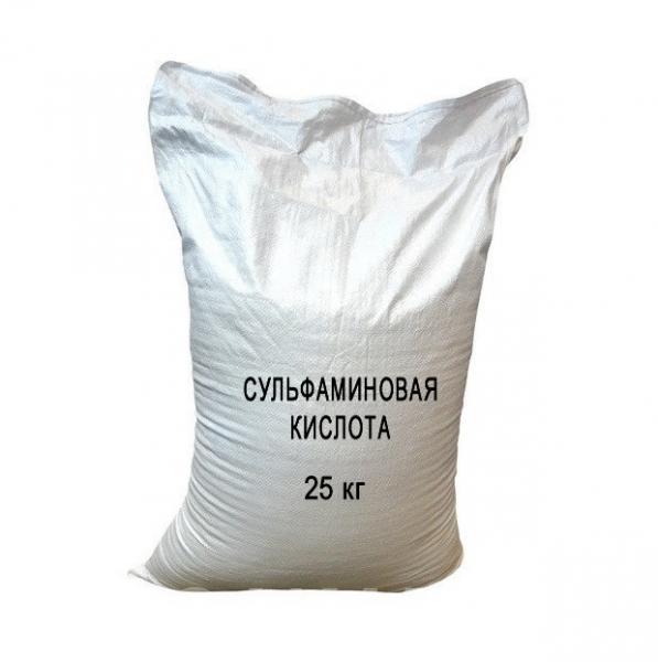 Сульфаминовая кислота, Вся Россия