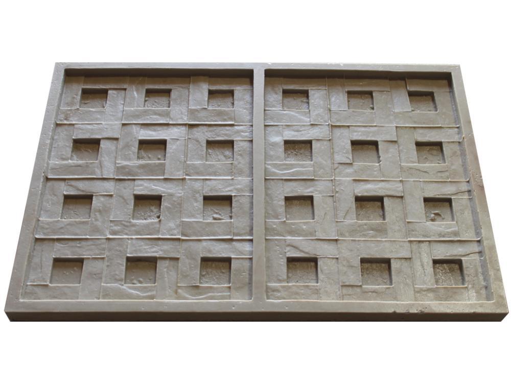 Форма для камня, Панель Abbasi Mosaic, Вся Россия