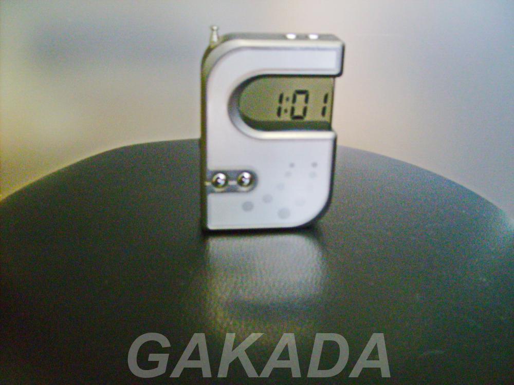 Оригинальные часы с FM приемником, Вся Россия