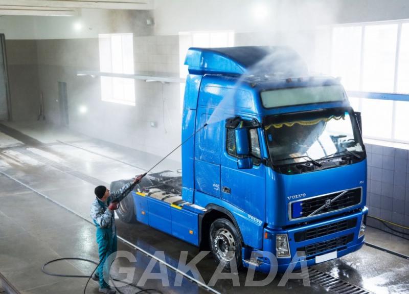Мойка и ремонт грузовых автомобилей,  Москва