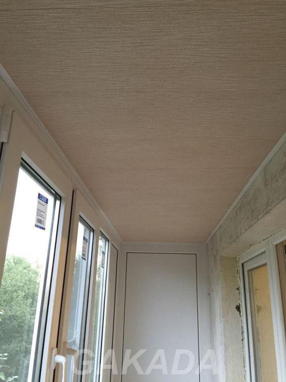 Остекление лоджий балконов квартир, Солнечногорск
