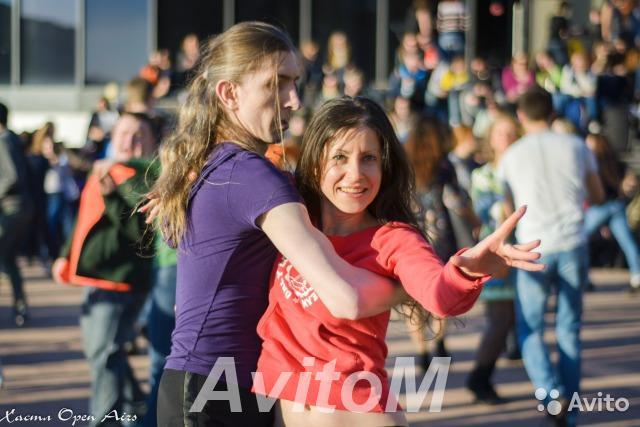 Обучение танцу хастл,  Москва