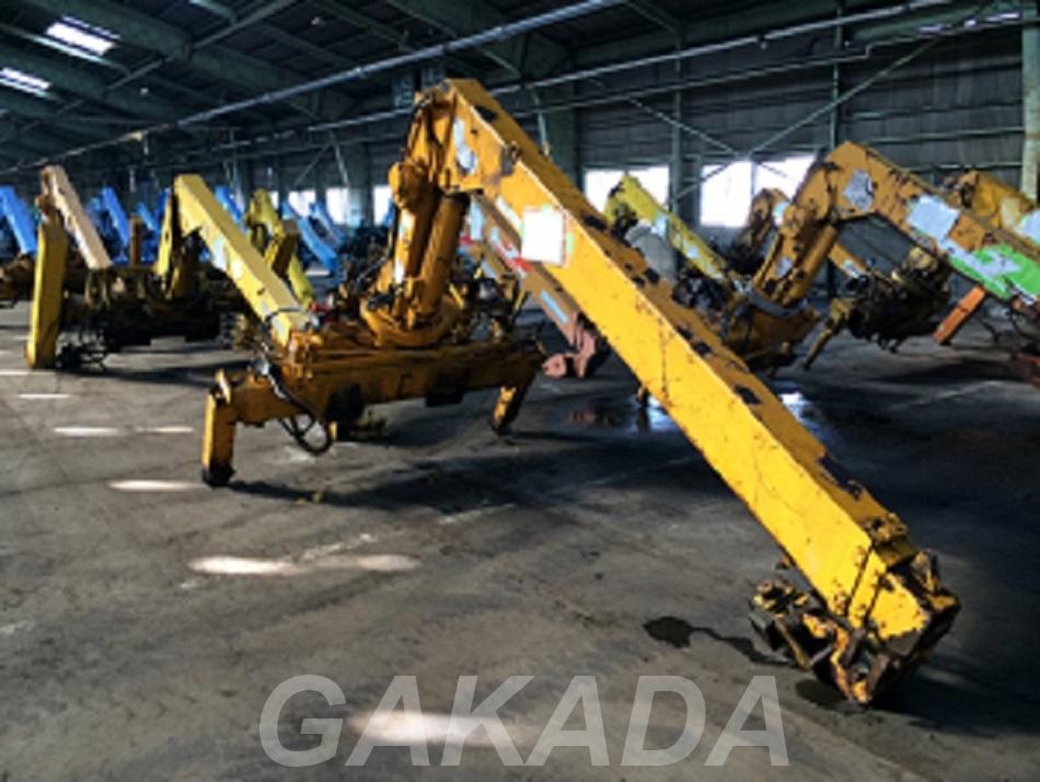 Kato Crane KS333 кран манипулятор КМУ, Вся Россия