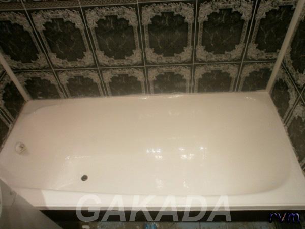 Эмалировка реставрация ванн, поддонов гарантия, Волоколамск