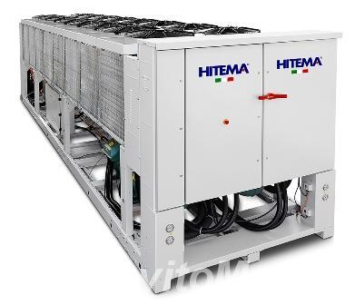 Чиллер с воздушным охлаждением конденсатора Hitema,  Москва