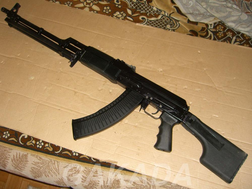 Макет массогабаритный пулемета РПК74М, Вся Россия