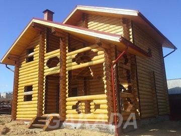 Малоэтажное строительство срубы, дома, бани .,  Тверь