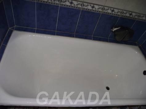 Эмалировка-реставрация ванн поддонов кабин, Зарайск