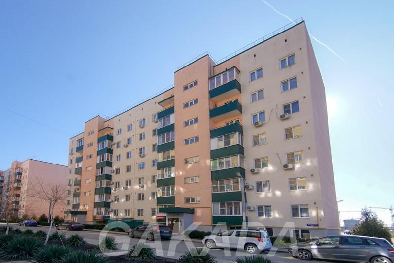 продается уютная трехкомнатная квартира в Яблоновском, Тахтамукай