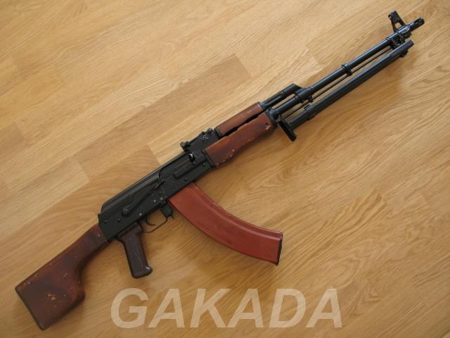 Макет массо-габаритный пулемета РПК ВПО-914, Вся Россия