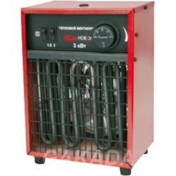 Тепловентилятор КЭВ 3 электрический 1 5 3 220 В, Вся Россия