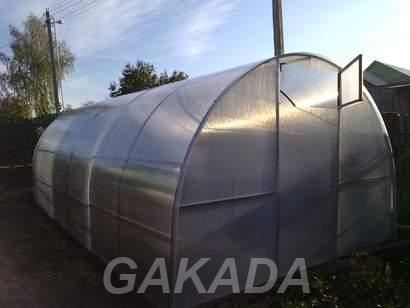Теплицы из поликарбоната с доставкой по области,  Краснодар