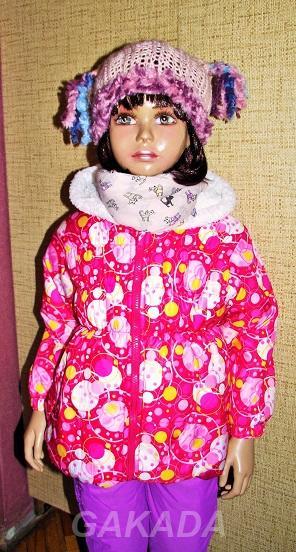 Куртки 4-5 лет зимне-демисезонные,  Москва