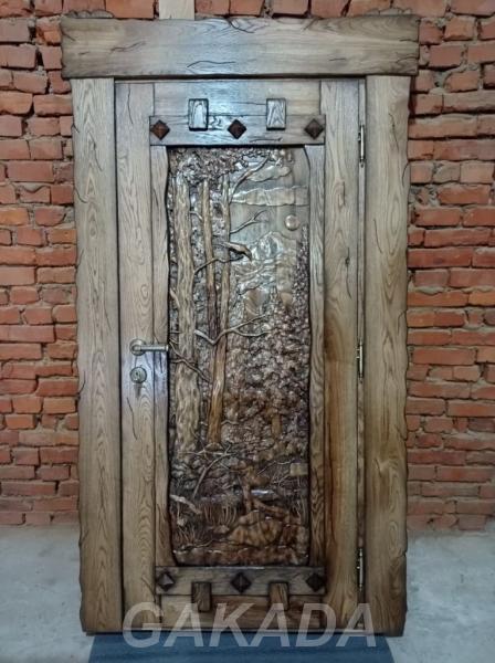 Двери из массива дуба,  Краснодар