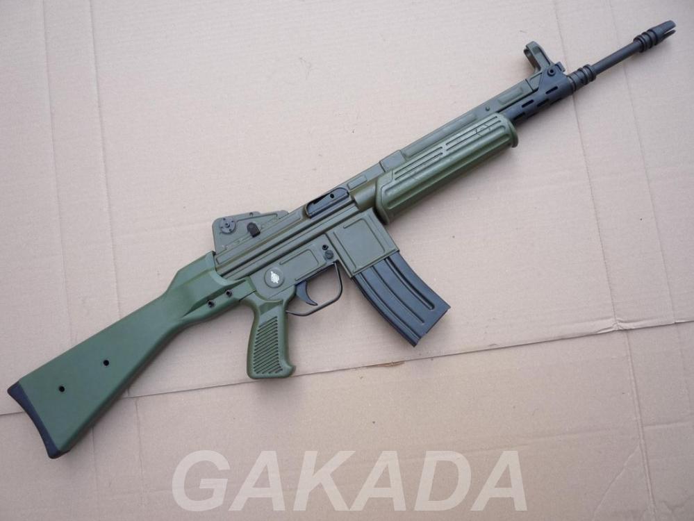Макет массо-габаритный автоматической винтовки CETME-L, Вся Россия