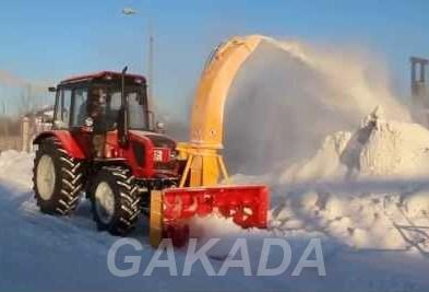 Снегоочиститель шнекороторный ФРС-200М, Вся Россия