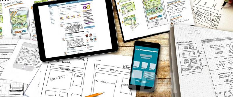Создание сайтов рекламное агентство эстетика дизайн,  Чебоксары