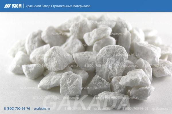 Щебень мраморный от завода-производителя УЗСМ, Электросталь